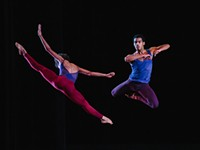 Dance review: Garth Fagan home season