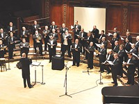 VOCAL | Rochester Gay Men's Chorus
