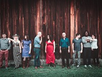 Roomful of Teeth brings the 'Swiss Army voice' to Kilbourn Hall