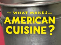 DISH 2017: What makes American cuisine?