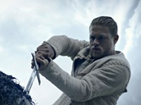 Film review: 'King Arthur'