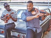 Black Violin's Wil Baptiste on hip-hop, classical music, and race