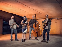 The Crooked North digs the dark dichotomy in bluegrass