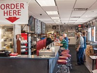 Beyond burgers at Charlotte's LDR Char Pit