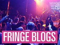 Rochester Fringe 2018: CITY's Daily Fringe Blogs