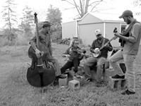 AMERICANA | The Mount Pleasant String Band