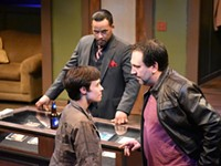 Theater review: 'Mauritius'
