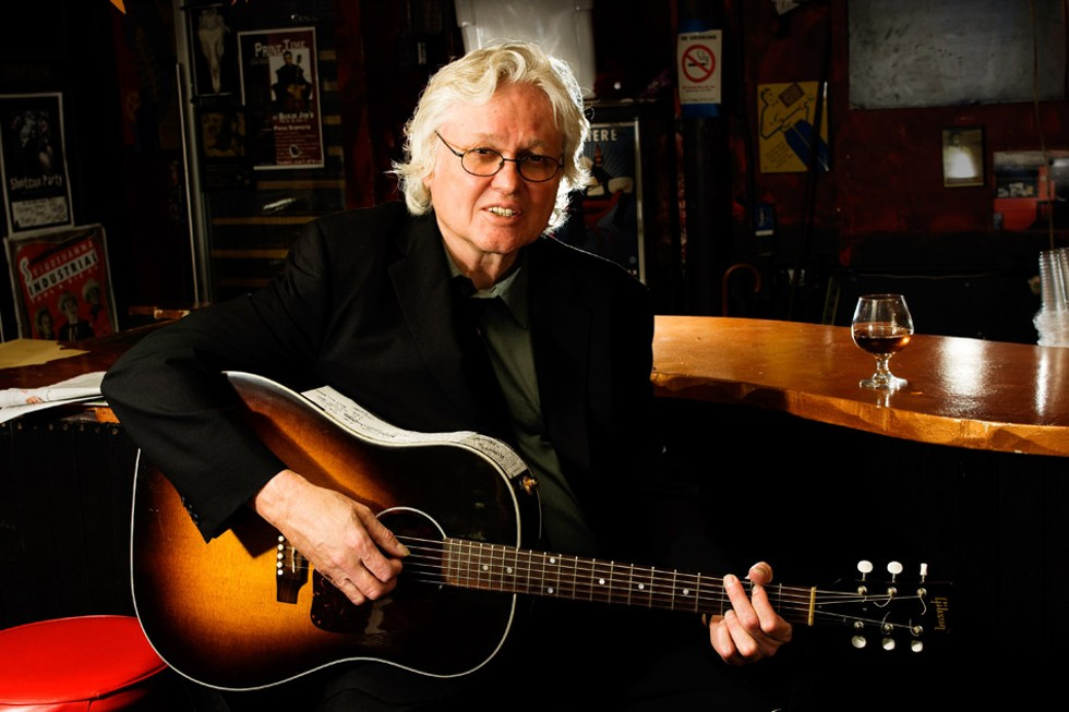 "Chip Taylor, who wrote classics like ""Wild Thing"" and ""Angel  of the Morning,"" plays Abilene on Saturday, April 20. - PHOTO BY DAVEY WILSON"