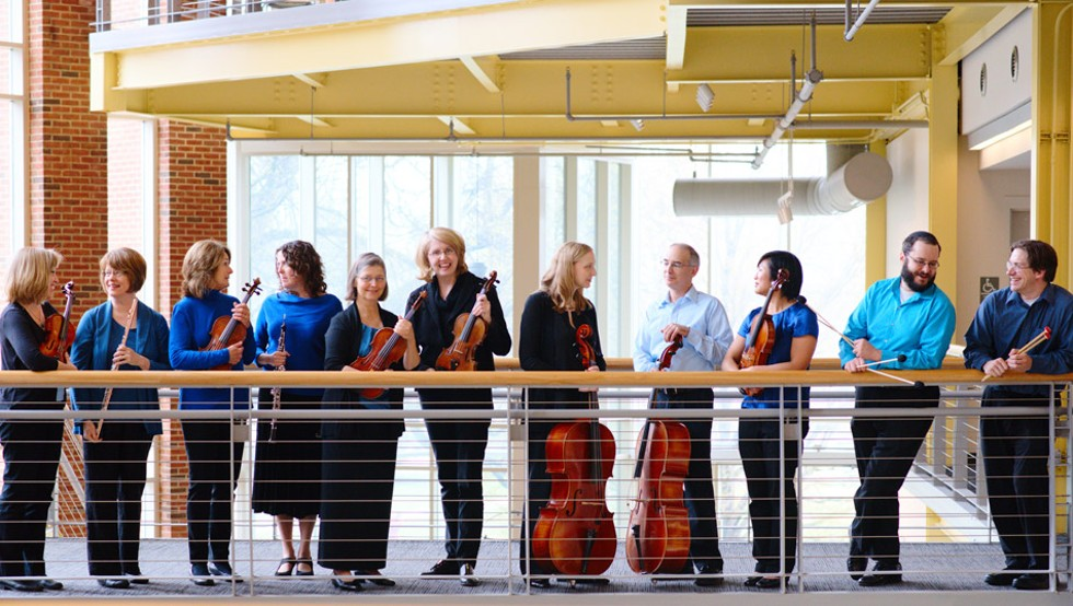 "On May 11 and 12, Cordancia Chamber Orchestra will perform  ""Music from Terezín,"" a program of works by Jewish composers who were victims of the Holocaust. - PHOTO BY HANNA HURWITZ"