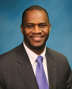 Everton Sewell, the Rochester school district's chief financial officer: Additional pay is a small percentage of the district's budget – but it isn't insignificant, either. - PHOTO PROVIDED