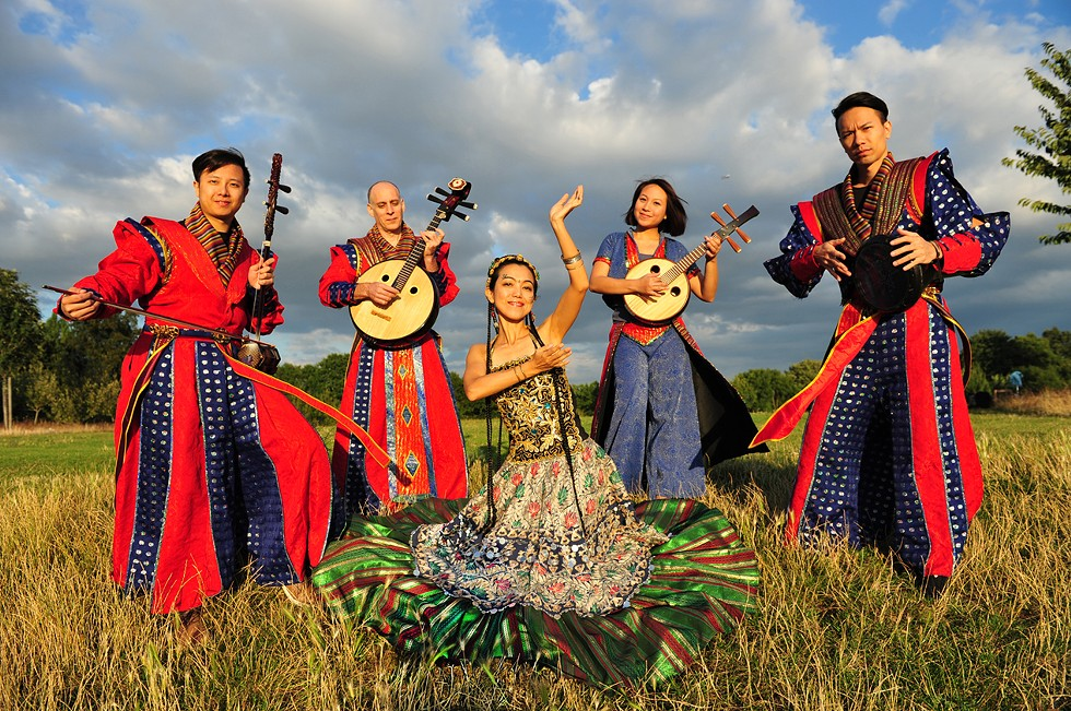 The Taiwanese ensemble A Moving Sound will perform on April 9, 2020 as part of Eastman School of Music's Barbara B.Smith World Music Series. - PHOTO BY MAGDALENA FRACKOWIAK