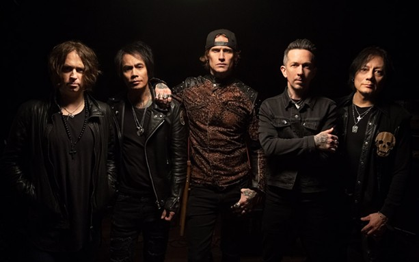 Buckcherry - PHOTO PROVIDED