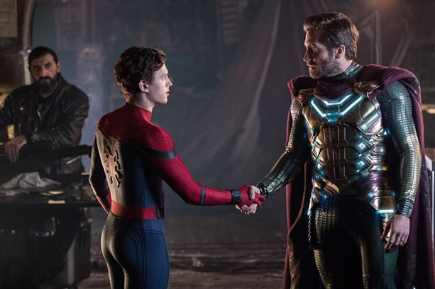 Spider-Man: Far From Home - PHOTO COURTESY SONY PICTURES