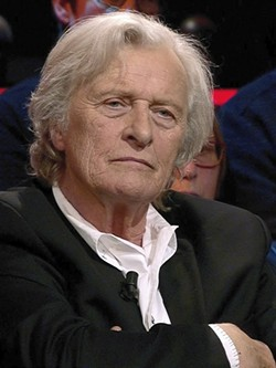 Rutger Hauer. - DWDD / WIKIPEDIA / CREATIVE COMMONS
