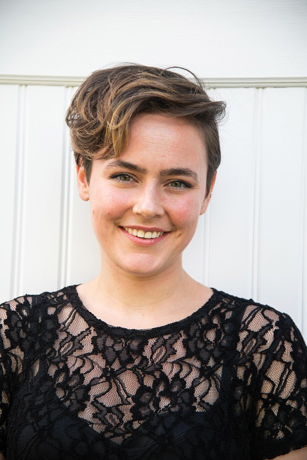 Madeline Healey, soprano, will sing the two Dido cantatas with Publick Musick in October. - PHOTO BY SASHA GREENHALGH