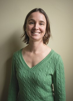 Addressing climate change will require significant action at all levels of society, says Abby McHugh-Grifa, executive director of the Rochester People's Climate Coalition. - FILE PHOTO
