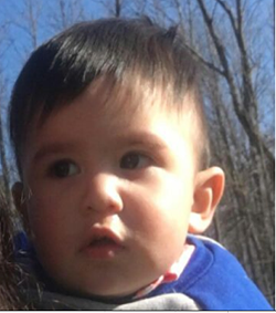Owen Hidalgo-Calderon was barely more than a year old when he and his mother Selena Hidalgo-Calderon were murdered by her partner in May, 2018. - PHOTO PROVIDED