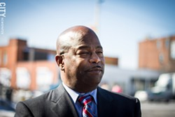 County Legislator James Sheppard said a pending county law making it a crime to harass first responders is problematic. - FILE PHOTO