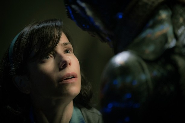 "Sally Hawkins in Guillemo del Toro's 2017 film, ""The Shape of Water."" A casting call for extras is now open for del Toro's new picture, ""Nightmare Alley,"" which will be shot this February in Buffalo. - PHOTO COURTESY FOX SEARCHLIGHT"