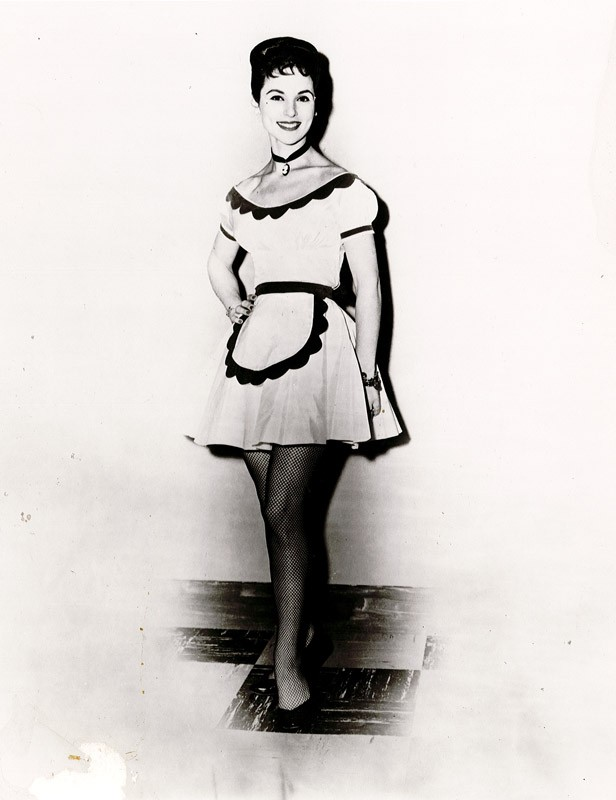 Daphne Dore as Jenny - PROVIDED PHOTO
