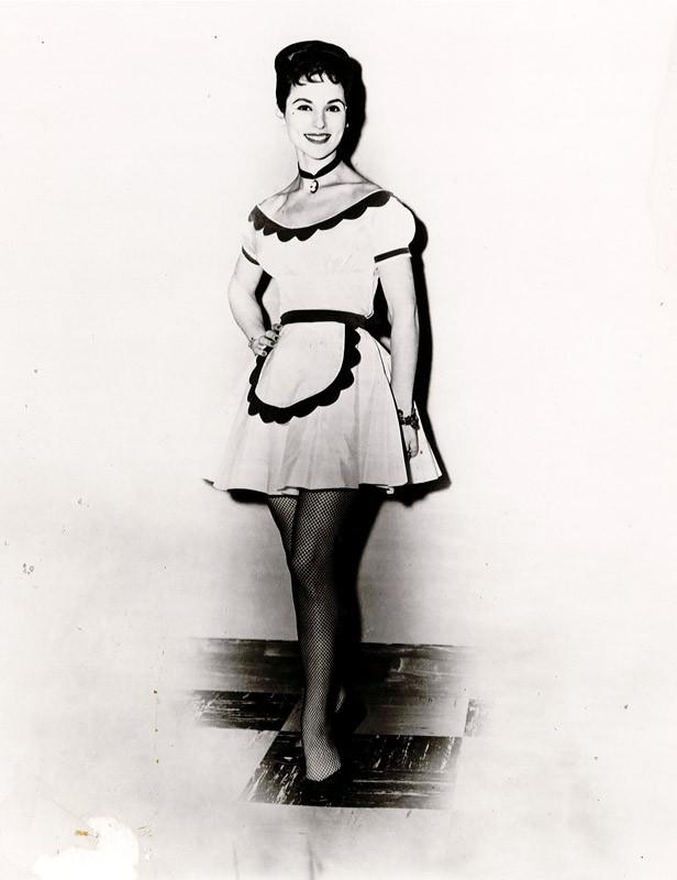 Daphne Dore as Jenny - PROVIDED PHOTO