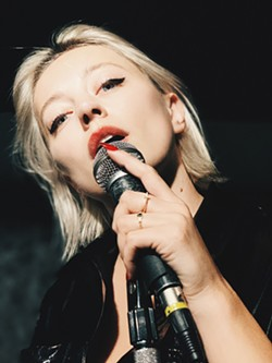 """Singer, actress, and model Caroline Vreeland just released her debut album """"Notes on Sex and Wine,"""" which she says is about """"the intoxication of the self."""" - PHOTO COURTESY OF SHOREFIRE MEDIA"""