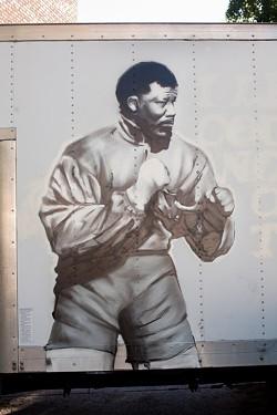 A Wall\Therapy mural by Irish artist Conor Harrington - FILE PHOTO