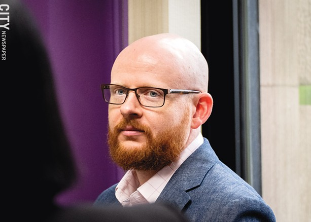Eamonn Scanlon, education policy manager for The Children's Agenda. - FILE PHOTO
