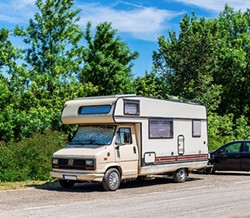 Towns including Brighton and Pittsford are lifting restrictions on RVs and campers so residents can quarantine in them. - FILE PHOTO