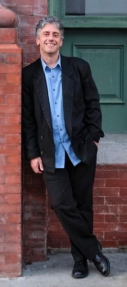 Gary Versace. - PHOTO PROVIDED