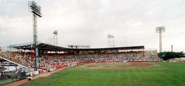 Before Frontier Field, Silver Stadium was Rochester's ballpark. - PHOTO PROVIDED BY ROCHESTER RED WINGS
