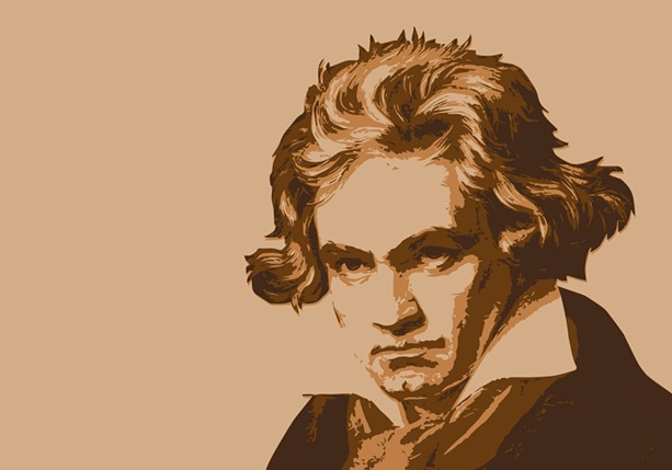 """The Rochester-based publisher Boydell & Brewer released Volume 3 of """"Beethoven's Conversation Books,"""" edited and translated by Theodore Albrecht, in June 2020. - FILE PHOTO"""