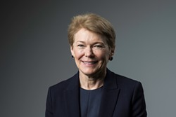 University of Rochester President Sarah Mangelsdorf. - FILE PHOTO
