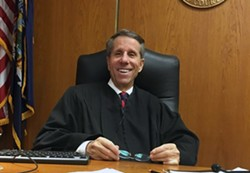 State Supreme Court Justice John Ark. - CREDIT NEW YORK UNIFIED COURT SYSTEM