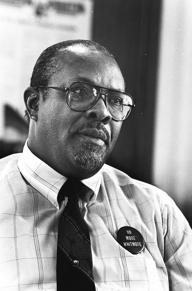 Former Action Better for a Better Community director James McCuller led a charge for police reform after his daughter, Alecia McCuller, was killed by Officer Thomas Whitmore in November 1983. - FILE PHOTO