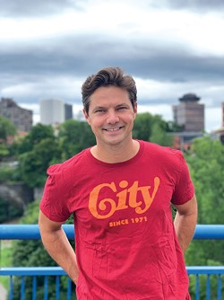 David Andreatta is the editor of CITY.