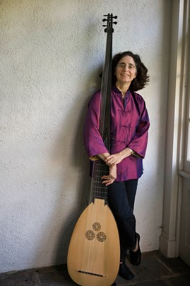 Pegasus Early Music's Artistic Director Deborah Fox. - PHOTO BY PATRICIA RUSSOTTI