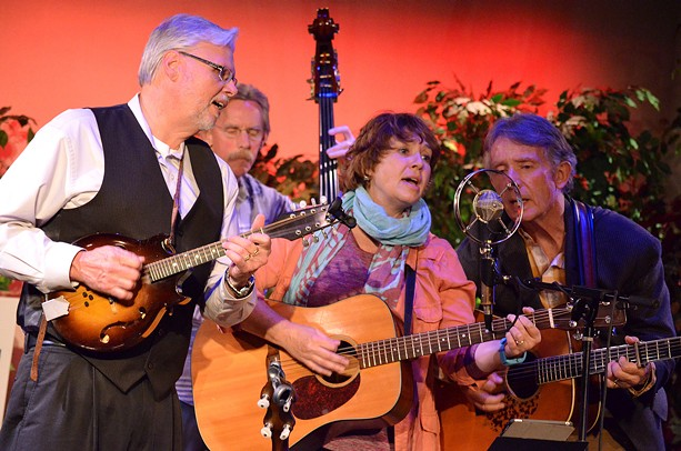 The Cadleys will perform on September 13 as part of the Virtual Turtle Hill Folk Festival. - PROVIDED PHOTO