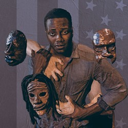 """Marlon Andrew Burnley of """"Black in the Box."""" - PHOTO PROVIDED"""
