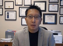 Monroe County Commissioner of Public Health, Dr. Michael Mendoza. - PHOTO CREDIT MONROE COUNTY
