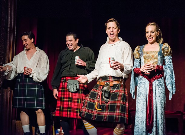 """Shotspeare."" - PHOTO PROVIDED BY KEYBANK ROCHESTER FRINGE FESTIVAL"