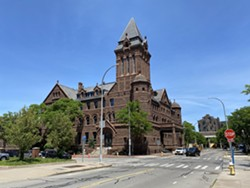 Rochester City Hall. - PHOTO CREDIT JAMES BROWN, WXXI NEWS
