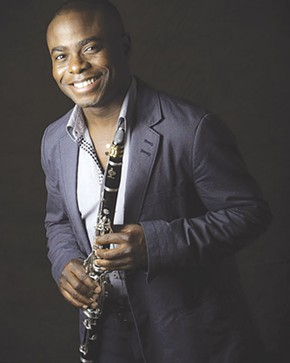 Anthony McGill, the New York Philharmonic's principal clarinetist, will perform on Tuesday, Nov. 10, as part of the Gateways Music Festival. - FILE PHOTO