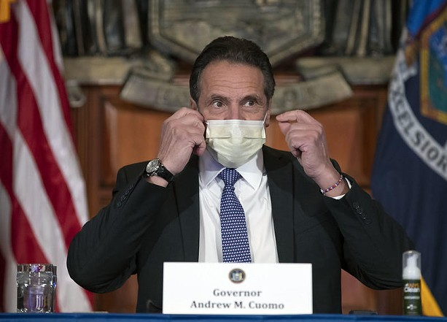 Gov. Andrew Cuomo - PHOTO PROVIDED BY THE OFFICE OF GOV. ANDREW CUOMO