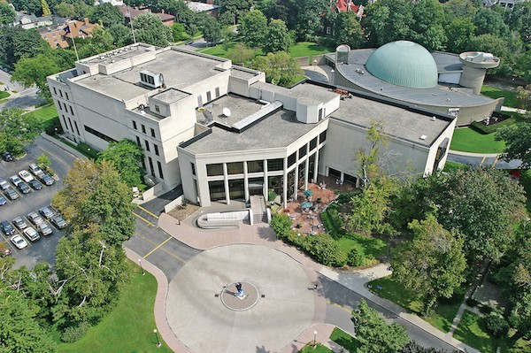 The Rochester Museum and Science Center was founded in 1912 as the Municipal Museum of Rochester, a public museum. - ROCHESTER MUSEUM AND SCIENCE CENTER