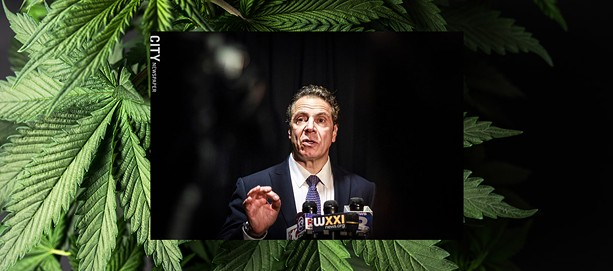 """Governor Andrew Cuomo said legalizing the recreation use of cannabis was """"not likely"""" to happen in the 2020 legislative session. - FILE PHOTO"""