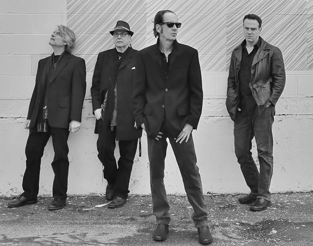 The Brian Lindsay Band. - PHOTO PROVIDED