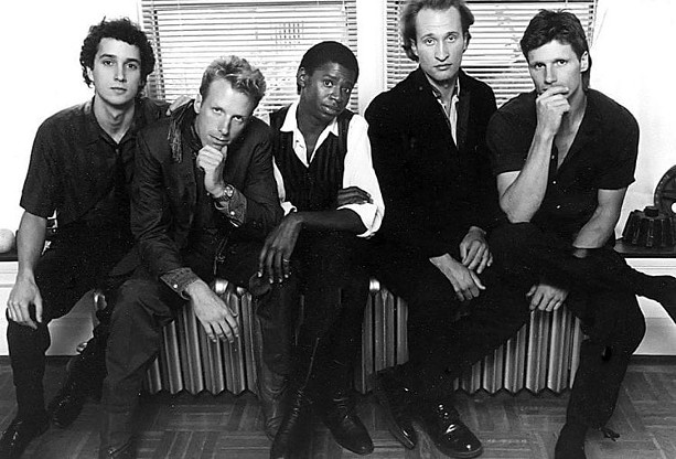 Miché and the Anglos, circa 1980. - PHOTO PROVIDED