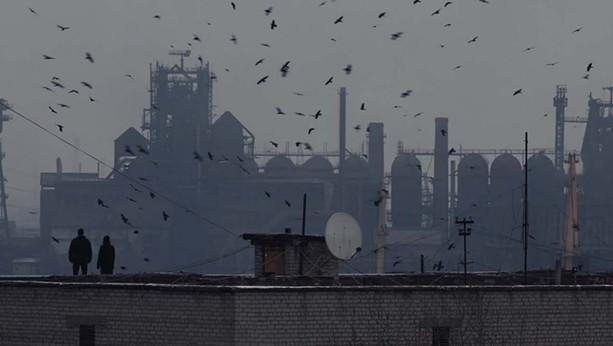 "A scene from the Ukrainian drama ""Atlantis."" - PHOTO COURTESY GRASSHOPPER FILMS"