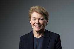 University of Rochester President Sarah Mangelsdorf. - PHOTO COURTESY UNIVERSITY OF ROCHESTER